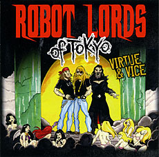 Robot Lords of Toyko