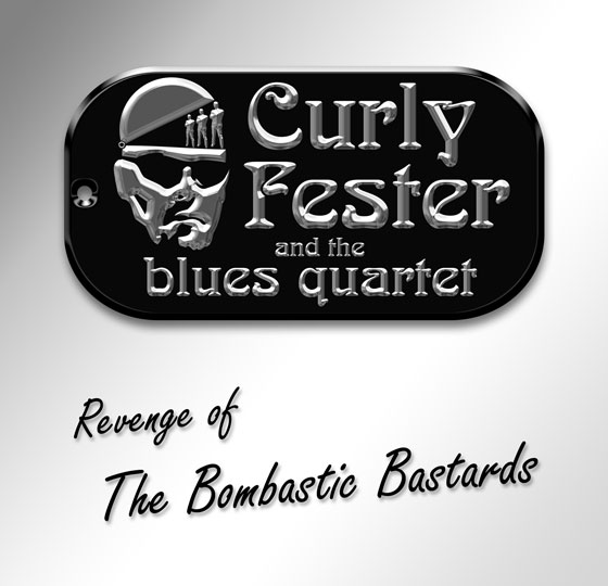Curly Fester & The Blues Quartet