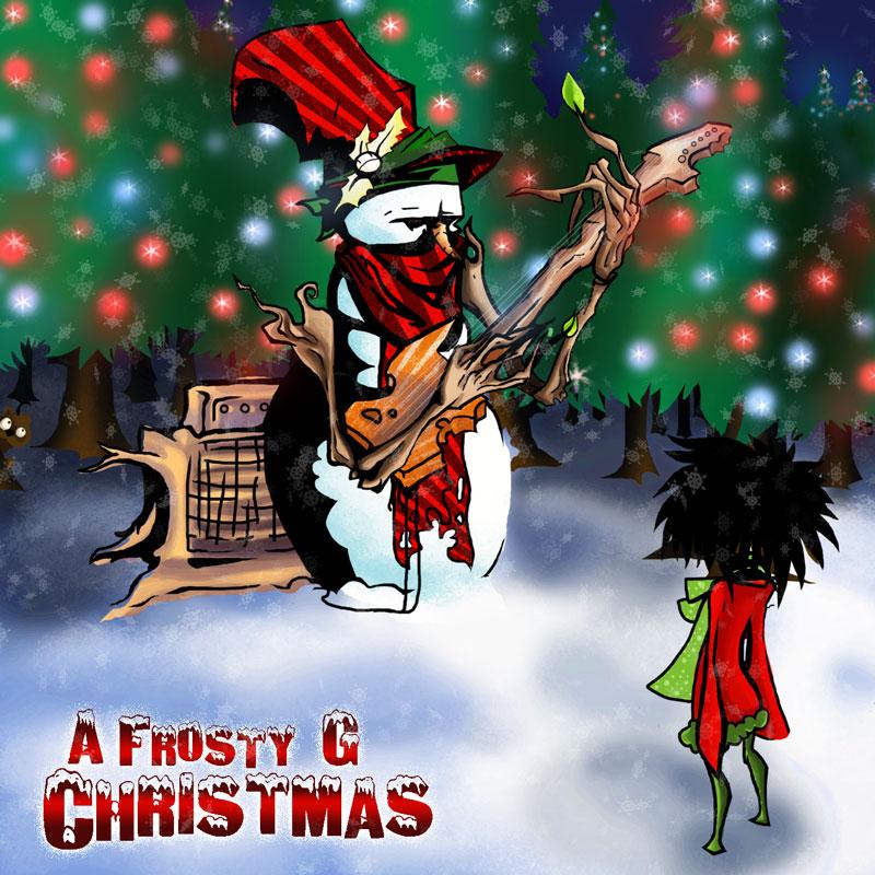 A Frosty G Christmas