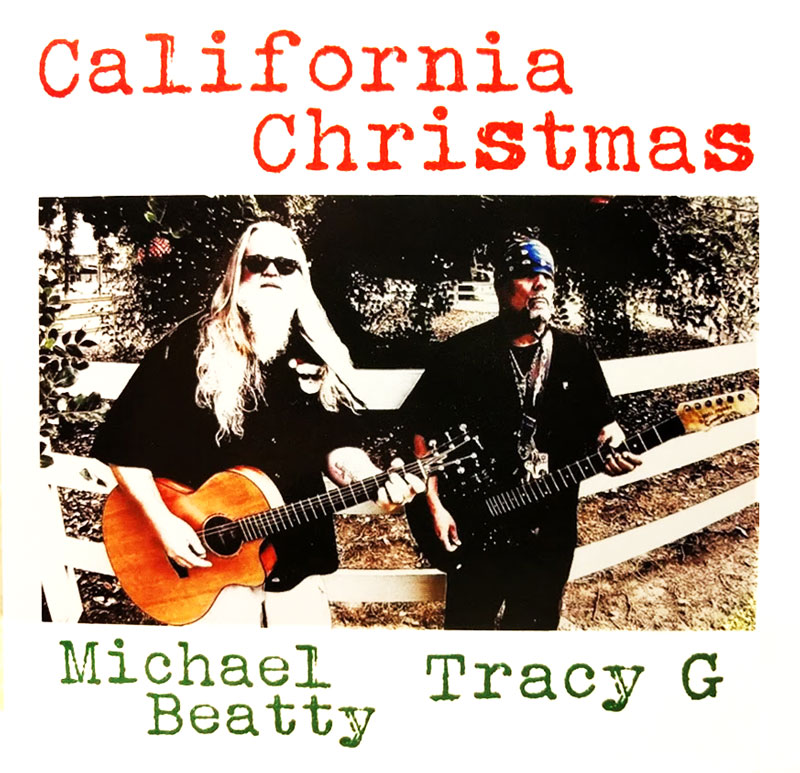 Tracy G & Michael Beatty - California Christmas - MP3